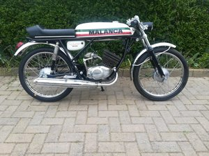 Malanca TestaRossa 50cc - 1972 - Cafe'race For Sale