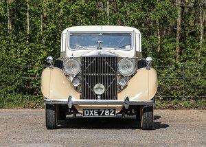 1935 Rolls-Royce Phantom III Sedanca de Ville by Gurney Nutt