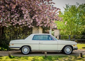 1972 Mercedes-Benz 250C For Sale by Auction