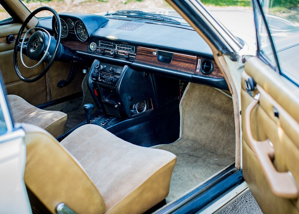 1972 Mercedes-Benz 250C For Sale (picture 4 of 6)