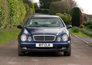 1998 Mercedes-Benz CLK 230 Kompressor For Sale by Auction