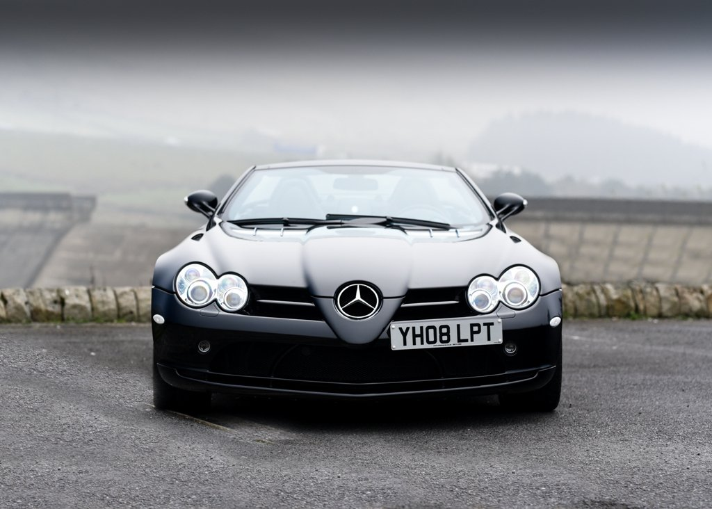 2008 Mercedes-Benz SLR McLaren Roadster SOLD (picture 6 of 6)