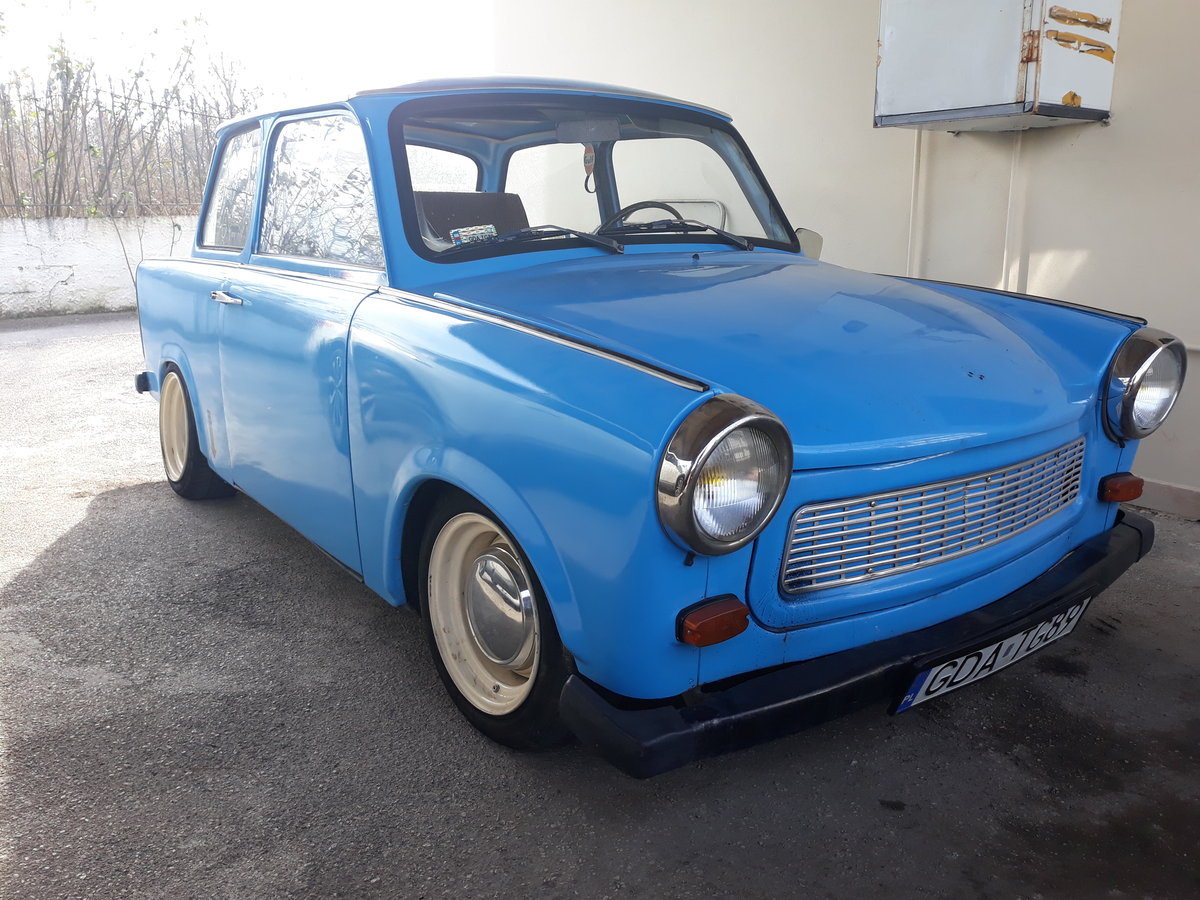 1985 Trabant 601 L For Sale (picture 1 of 6)