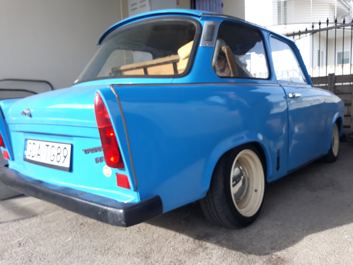 1985 Trabant 601 L For Sale (picture 2 of 6)