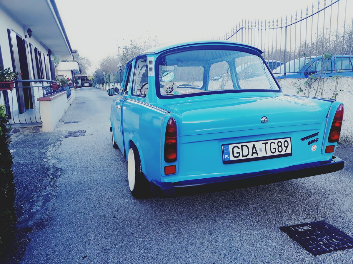 1985 Trabant 601 L For Sale (picture 3 of 6)