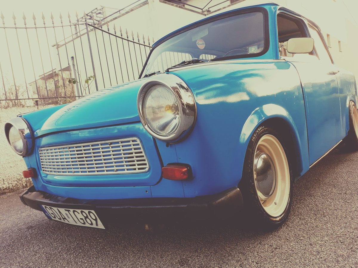 1985 Trabant 601 L For Sale (picture 4 of 6)
