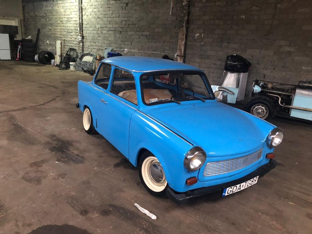 1985 Trabant 601 L For Sale (picture 5 of 6)