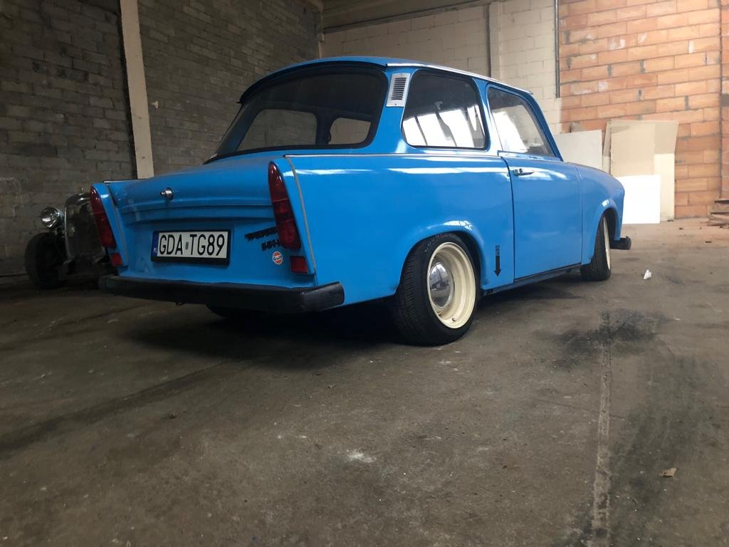 1985 Trabant 601 L For Sale (picture 6 of 6)