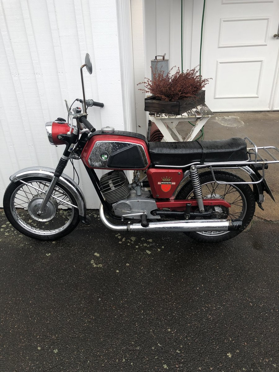 1970 Puch m125s deluxe For Sale (picture 1 of 4)