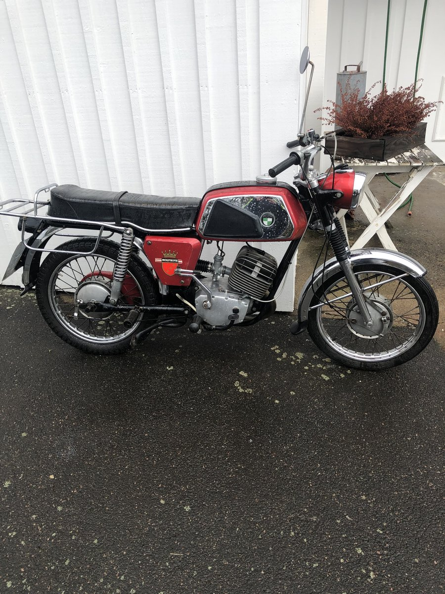 1970 Puch m125s deluxe For Sale (picture 2 of 4)