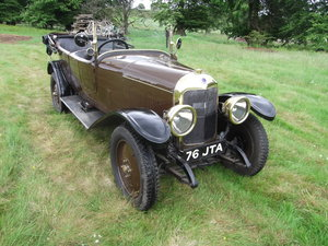 SIGMA TOURER  1918 For Sale