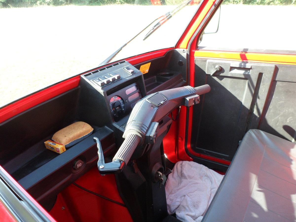 2015 PIAGGIO APE TIPPER 218CC For Sale (picture 6 of 6)