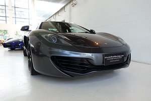 2012 12C in excellent condition, great features, low kms, history
