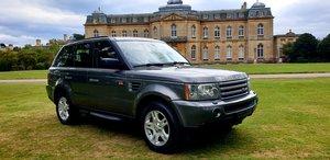 2006 LHD RANGE ROVER SPORT SE 2.7 SE,DIESEL, 4X4, LEFT HAND DRIVE