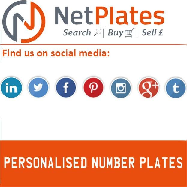 DAZ 8684 PERSONALISED PRIVATE CHERISHED DVLA NUMBER PLATE For Sale (picture 5 of 5)