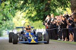 Ex James Hunt 1972 Hesketh F3 Dastle Race cars For Sale