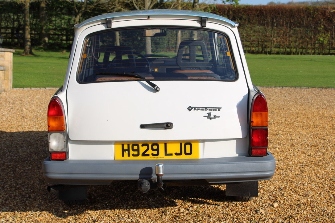1990 TRABANT 1.1 UNIVERSAL  For Sale (picture 3 of 12)