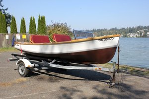 1928 Reinell Wooden Runabout  For Sale by Auction