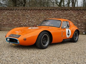 1965 Diva GT Typ C FIA racing car, the only one with road registr For Sale