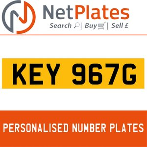 KRZ 199 PERSONALISED PRIVATE CHERISHED DVLA NUMBER PLATE For Sale
