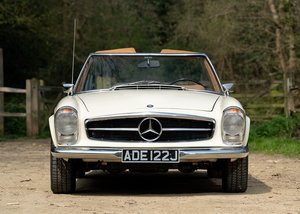 1970 Mercedes-Benz 280 SL Pagoda For Sale by Auction