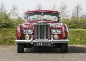 1964 Rolls-Royce Silver Cloud III by James Young For Sale by Auction