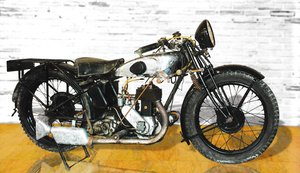 1930 TERROT WM For Sale by Auction