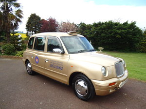 Picture of London Taxi 2002 Golden Jubilee Model For Sale