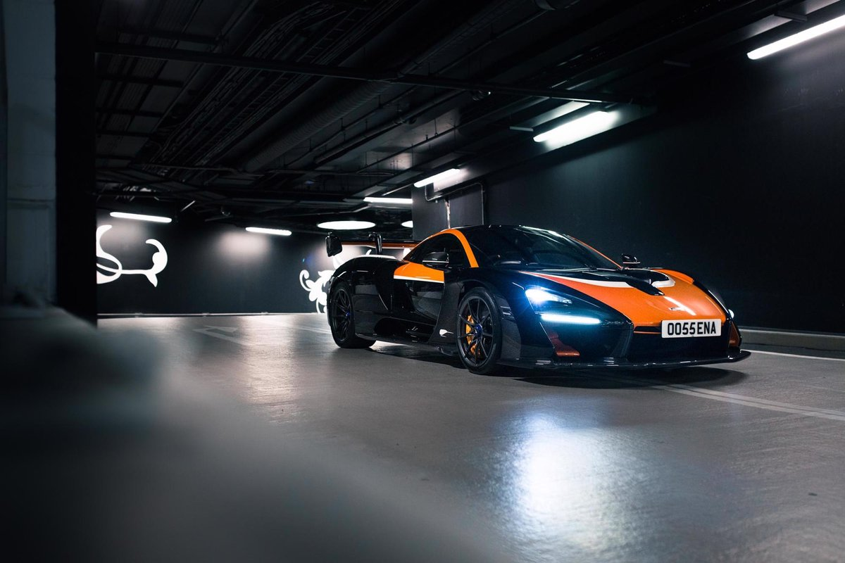 2018 McLaren Senna - Unique MSO Specification For Sale (picture 1 of 6)