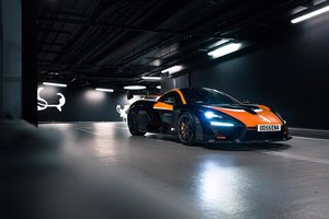 2018 McLaren Senna - Unique MSO Specification