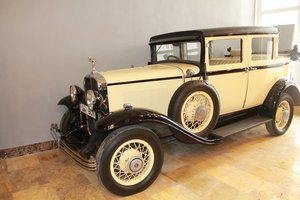 MARQUETTE 37 - 1930 For Sale by Auction