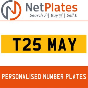 M21 RYS PERSONALISED PRIVATE CHERISHED DVLA NUMBER PLATE