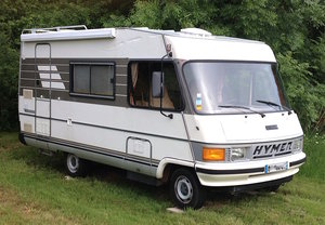 1991 Hymer B544 Camping Car For Sale