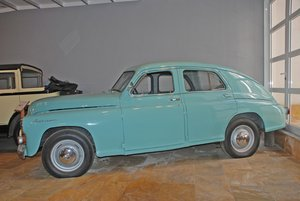 FSO WARSZAWA 200 - 1957 For Sale by Auction