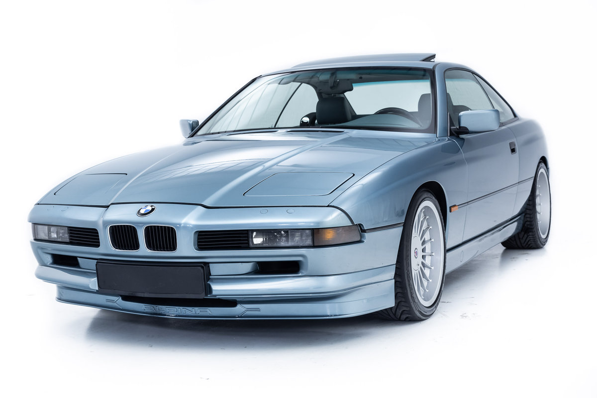 1995 Alpina B12 5.0 E31 (LHD, german delivered) For Sale (picture 1 of 6)