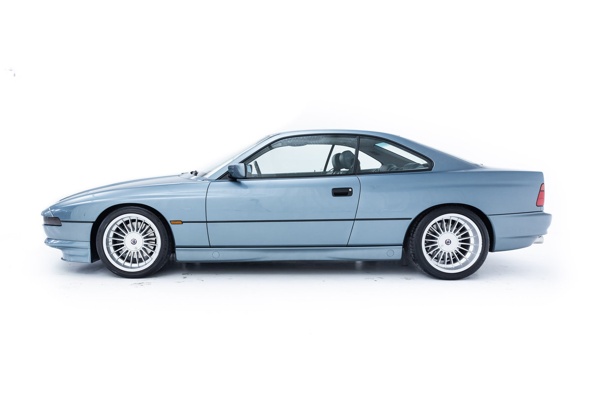 1995 Alpina B12 5.0 E31 (LHD, german delivered) For Sale (picture 2 of 6)