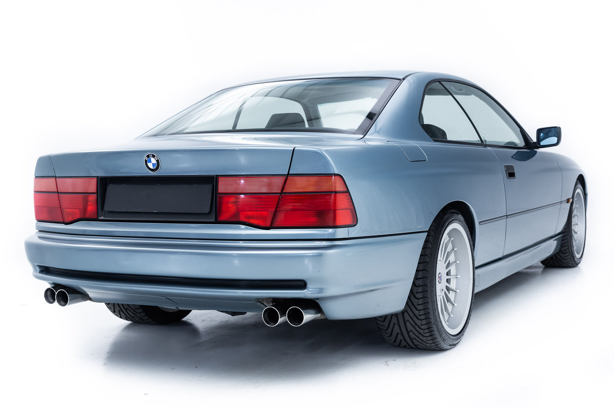 1995 Alpina B12 5.0 E31 (LHD, german delivered) For Sale (picture 3 of 6)