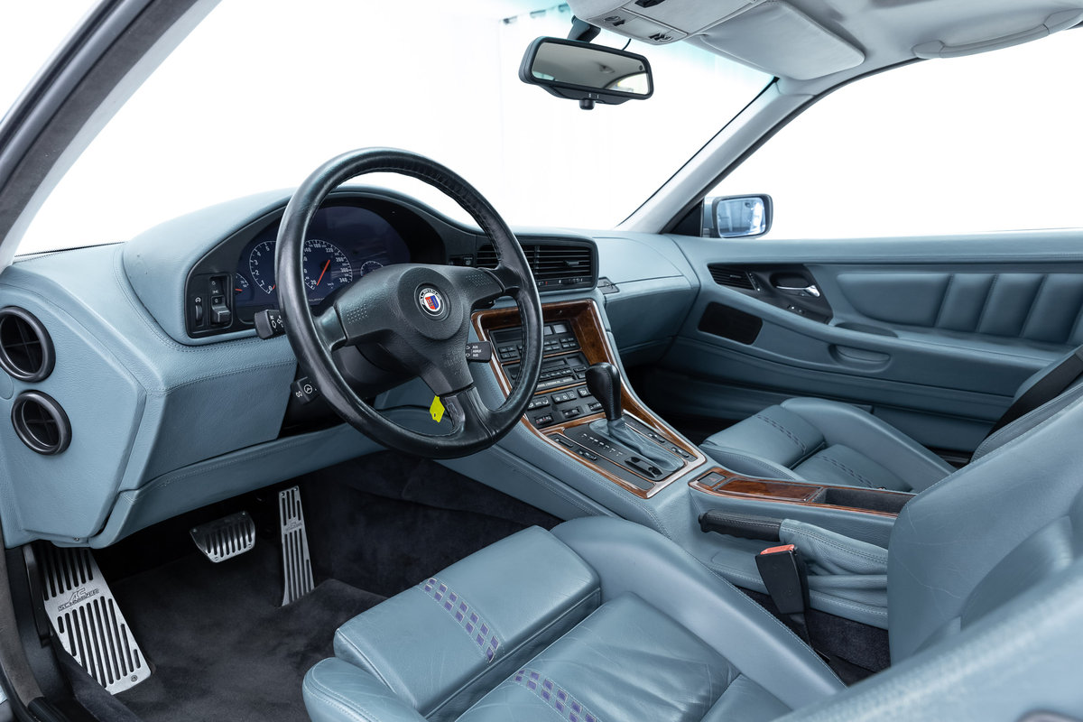 1995 Alpina B12 5.0 E31 (LHD, german delivered) For Sale (picture 4 of 6)