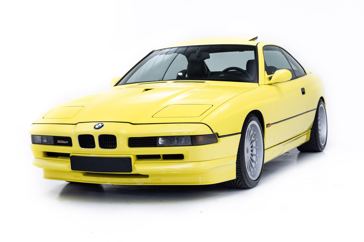 1995 Alpina E31 B12 5.7 (1/57 LHD german delivered) For Sale (picture 1 of 6)