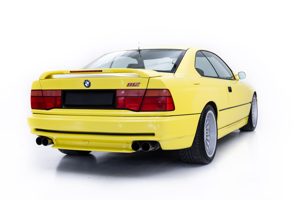 1995 Alpina E31 B12 5.7 (1/57 LHD german delivered) For Sale (picture 2 of 6)