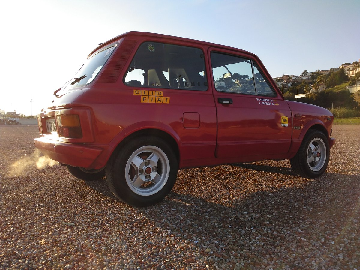 Autobianchi - A 112 Abarth (B2/5) - 1982 For Sale (picture 3 of 6)