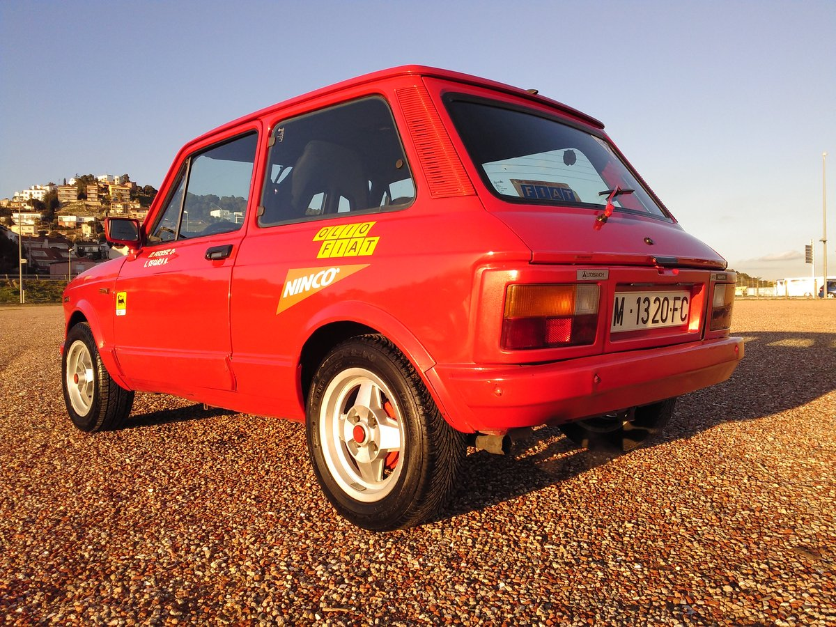 Autobianchi - A 112 Abarth (B2/5) - 1982 For Sale (picture 4 of 6)