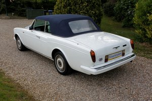 1989 Rolls-Royce Corniche 11 Convertible For Sale