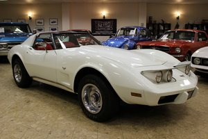 1977 Chevrolet Corvette 350 V8 Auto.  SOLD