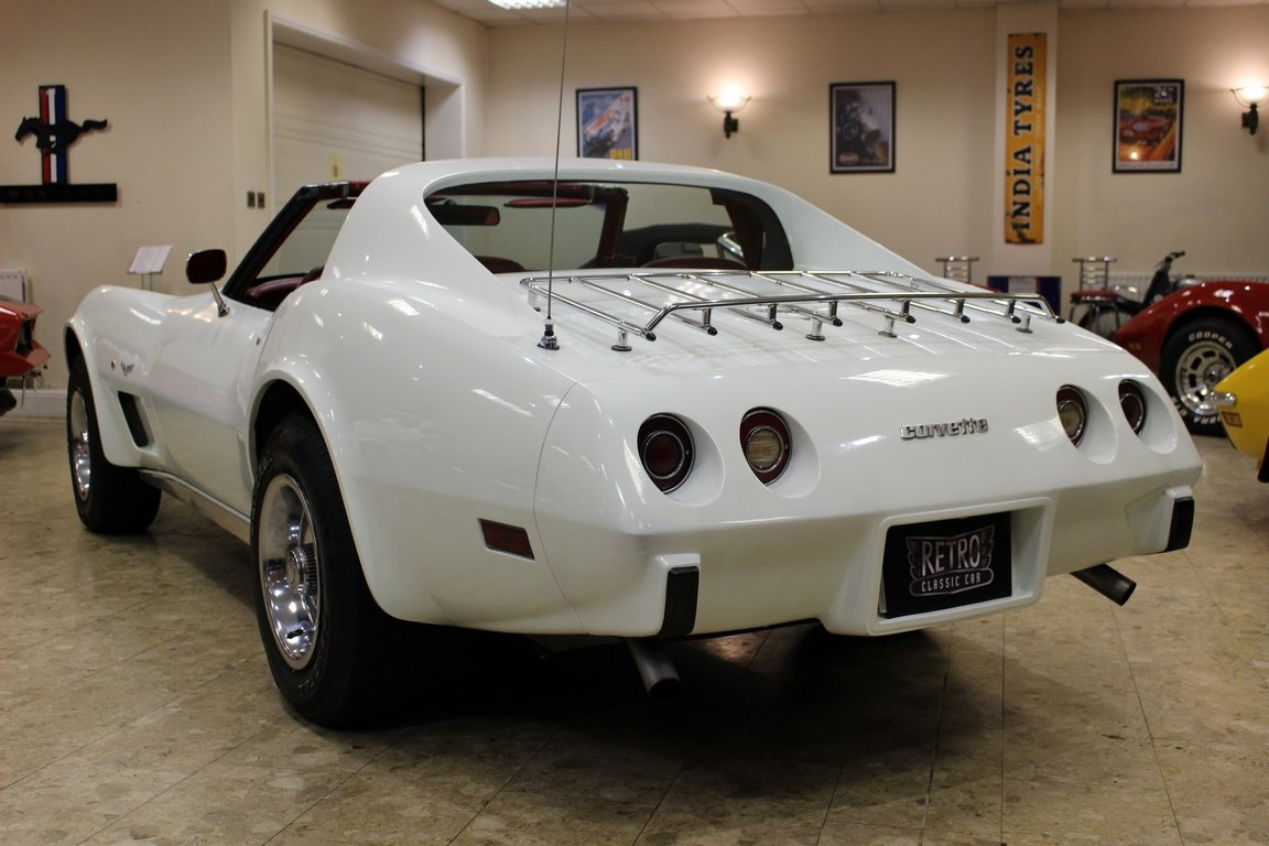 1976 Chevrolet Corvette 350 V8 Auto.  For Sale (picture 3 of 6)