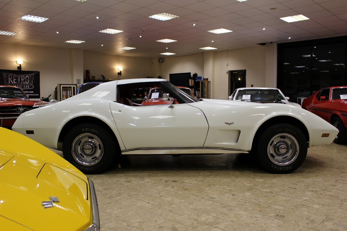 1976 Chevrolet Corvette 350 V8 Auto.  For Sale (picture 6 of 6)