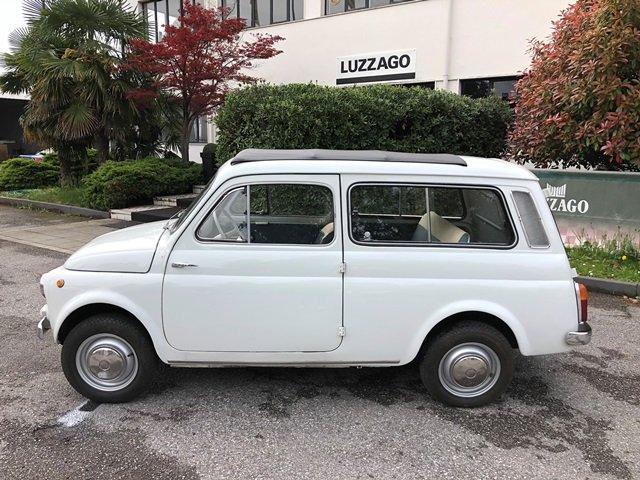 1966 FIAT NUOVA 500 GIARDINIERA SOLD (picture 2 of 6)