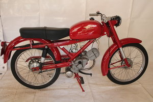 MOTO GUZZI CARDELINO 1973 For Sale by Auction