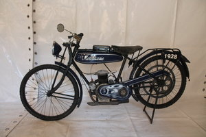 MOTOBECANE MB1 1928 For Sale by Auction