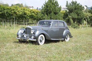 Bentley MkVI For Sale by Auction